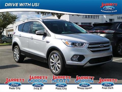 2018 Ford Escape for sale in Davenport, FL