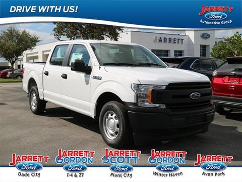 2018 Ford F-150 for sale in Davenport, FL
