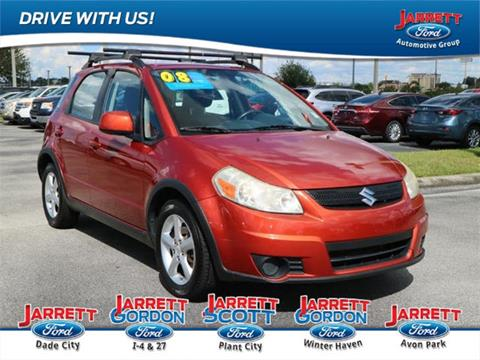 2008 Suzuki SX4 Crossover for sale in Davenport, FL