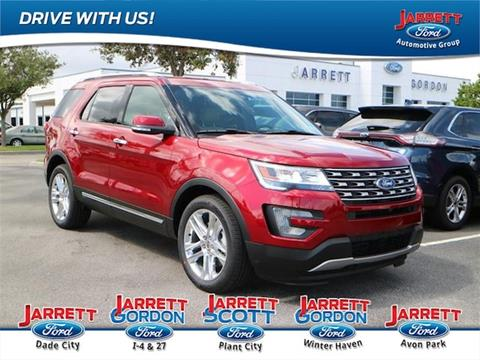 2017 Ford Explorer for sale in Davenport, FL