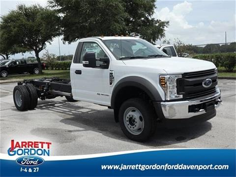 2018 Ford F-450 Super Duty for sale in Davenport, FL