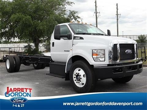 2019 Ford F-650 Super Duty for sale in Davenport, FL