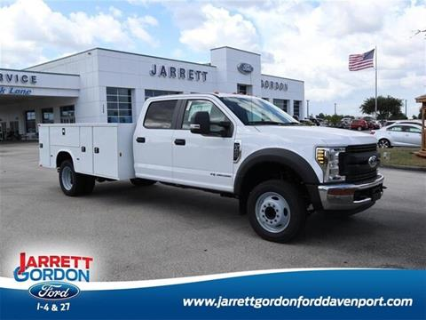 2019 Ford F-450 Super Duty for sale in Davenport, FL