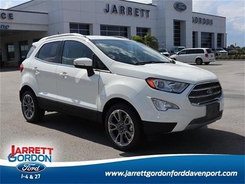 2019 Ford EcoSport for sale in Davenport, FL