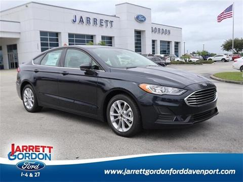 2020 Ford Fusion Hybrid for sale in Davenport, FL