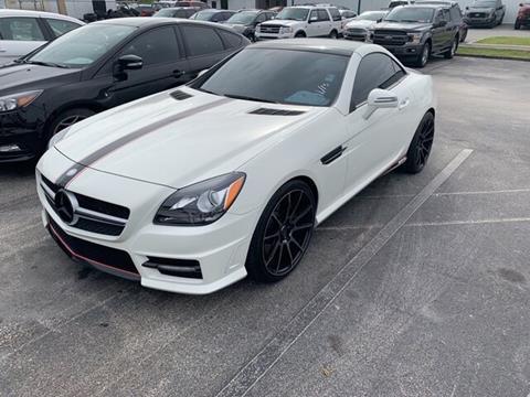 2012 Mercedes-Benz SLK for sale in Davenport, FL
