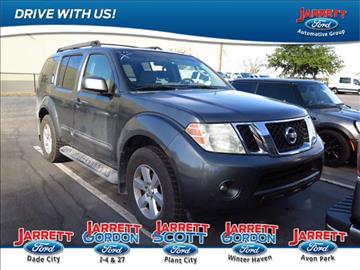 2008 Nissan Pathfinder for sale in Davenport, FL