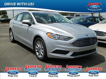 2017 Ford Fusion for sale in Davenport, FL