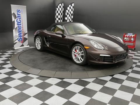 2014 Porsche Boxster for sale in Fort Wayne IN