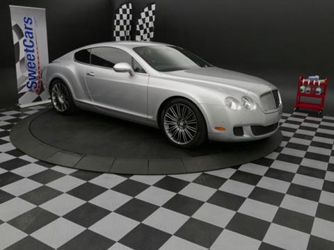 2010 Bentley Continental GT Speed for sale in Fort Wayne, IN