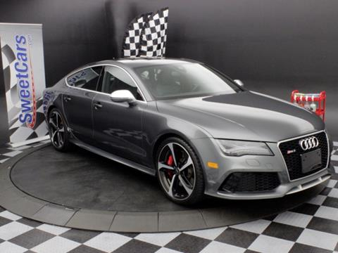 2015 Audi RS 7 for sale in Fort Wayne IN