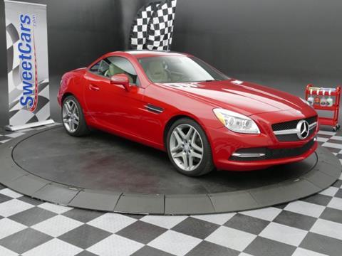 2014 Mercedes-Benz SLK for sale in Fort Wayne IN