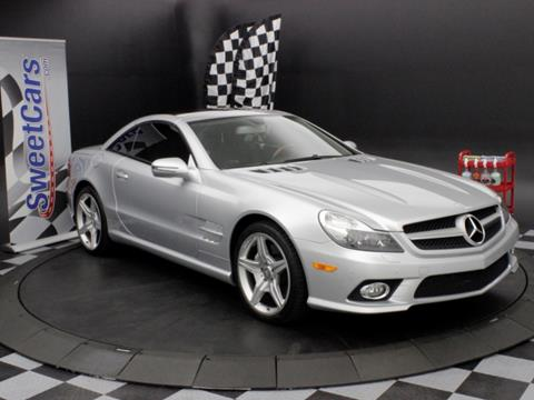 2011 Mercedes-Benz SL-Class for sale in Fort Wayne IN