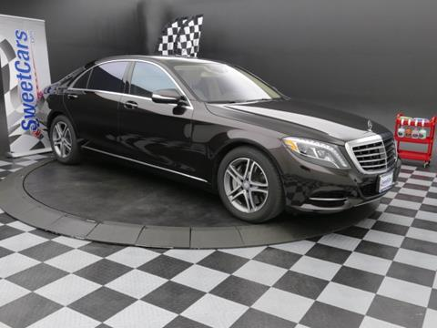 2016 Mercedes-Benz S-Class for sale in Fort Wayne IN