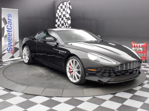 Aston Martin Virage For Sale In Washington DC Carsforsalecom - Aston martin washington dc