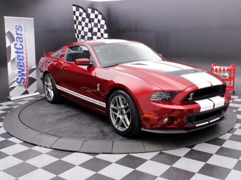 2014 Ford Shelby Gt500 For Sale Carsforsale Com