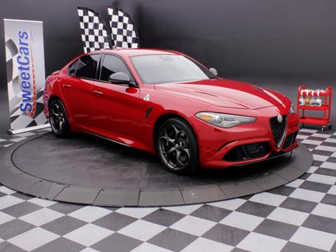 2018 Alfa Romeo Giulia Quadrifoglio for sale in Fort Wayne, IN