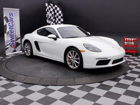 2018 Porsche 718 Cayman for sale in Fort Wayne, IN