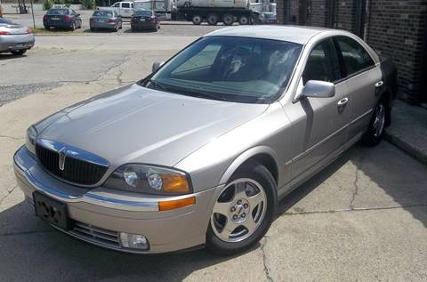2001 Lincoln LS for sale in New Castle, PA