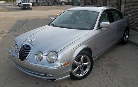 2001 Jaguar S-Type for sale in New Castle, PA
