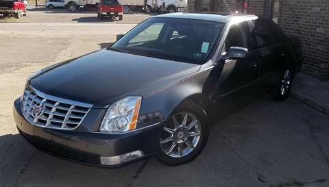 2010 Cadillac DTS for sale in New Castle, PA