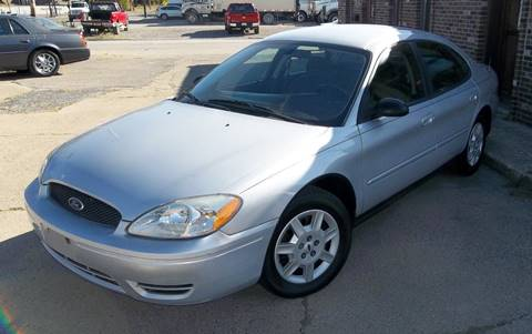 2007 Ford Taurus for sale in New Castle, PA