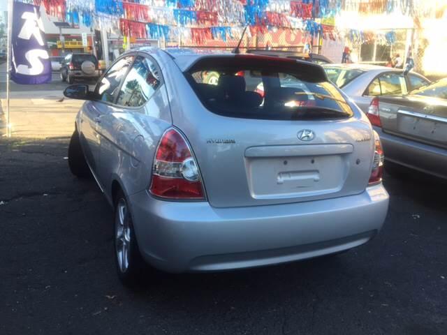 2007 Hyundai Accent SE 2dr Hatchback - Irvington NJ