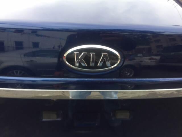 2008 Kia Spectra EX 4dr Sedan (2L I4 4A) - Irvington NJ