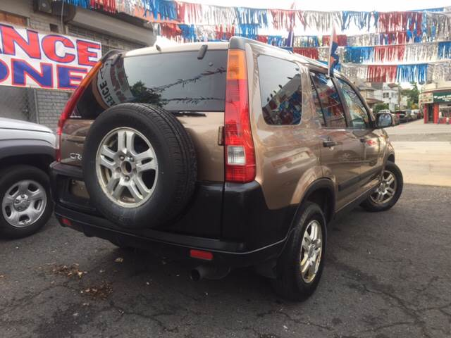 2002 Honda CR-V AWD EX 4dr SUV - Irvington NJ