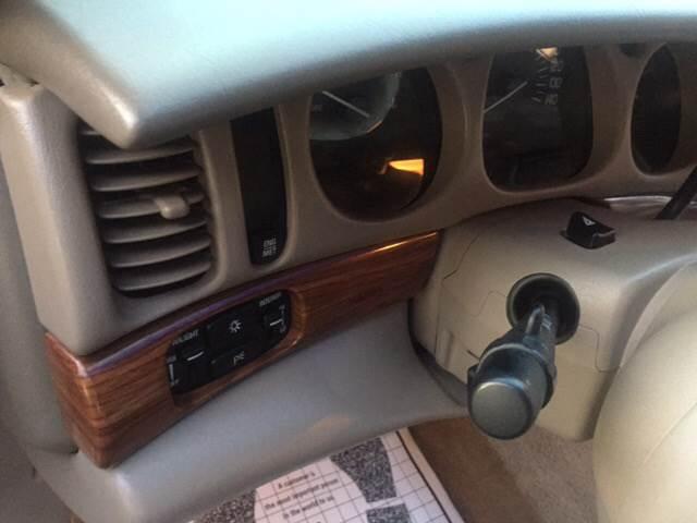 2002 Buick LeSabre Custom 4dr Sedan - Irvington NJ