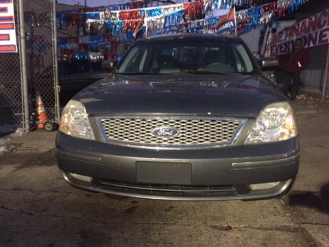 2006 Ford Five Hundred for sale in Irvington, NJ
