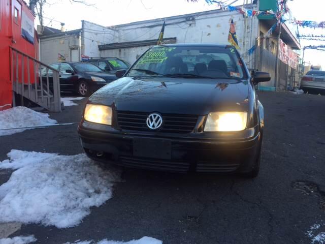 2002 Volkswagen Jetta GLS 4dr Sedan - Irvington NJ