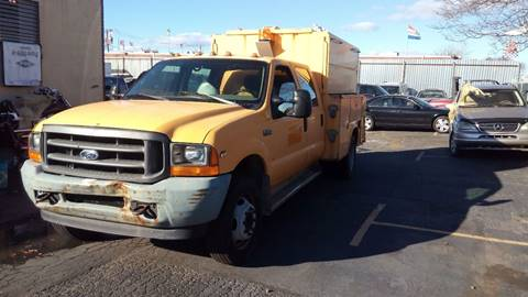 2001 Ford F-450 for sale in Huntington Station, NY