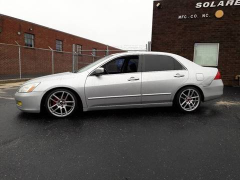 2007 Honda Accord for sale in Huntington Station, NY