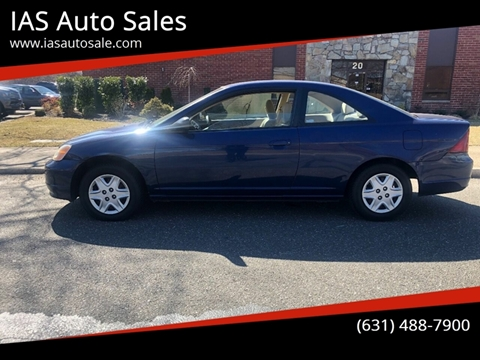 2003 Honda Civic for sale in Deer Park, NY