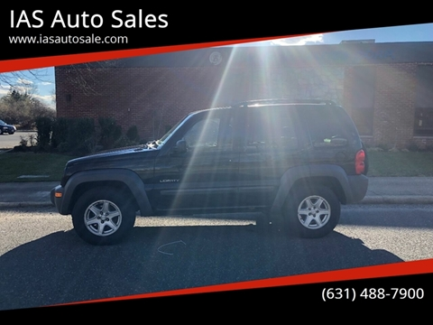 2004 Jeep Liberty for sale in Deer Park, NY