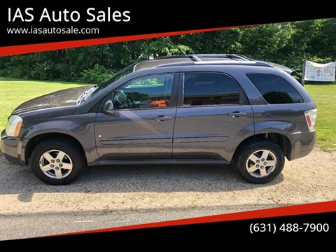 2007 Chevrolet Equinox for sale in Deer Park, NY