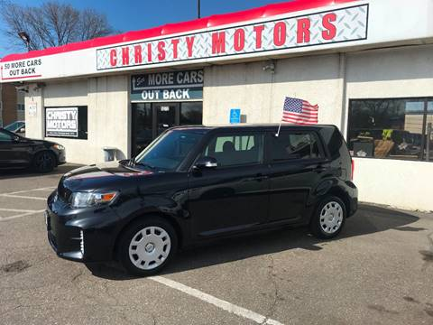 Used scion for sale in minnesota for Christy motors crystal mn