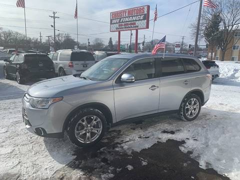 2015 Mitsubishi Outlander for sale in Crystal, MN