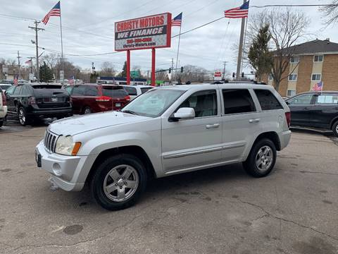 2007 Jeep Grand Cherokee for sale in Crystal, MN