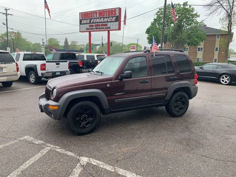 2004 Jeep Liberty for sale in Crystal, MN