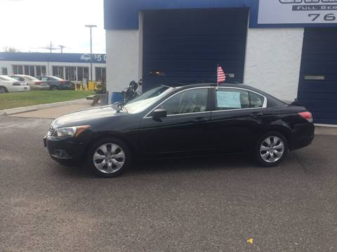 2008 Honda Accord for sale in Crystal, MN