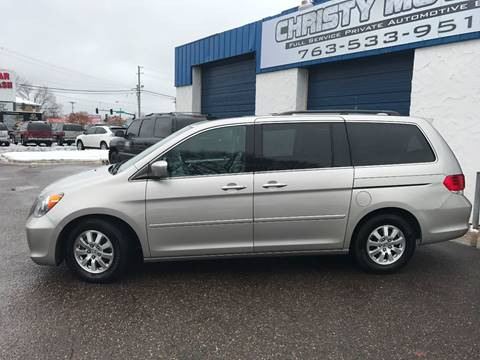2008 Honda Odyssey for sale in Crystal, MN