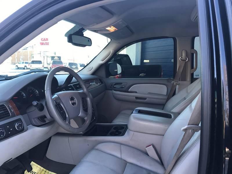 2008 GMC Sierra 1500 4WD SLT 4dr Crew Cab 5.8 ft. SB - Crystal MN
