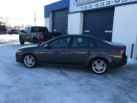 2007 Acura TL for sale in Crystal, MN