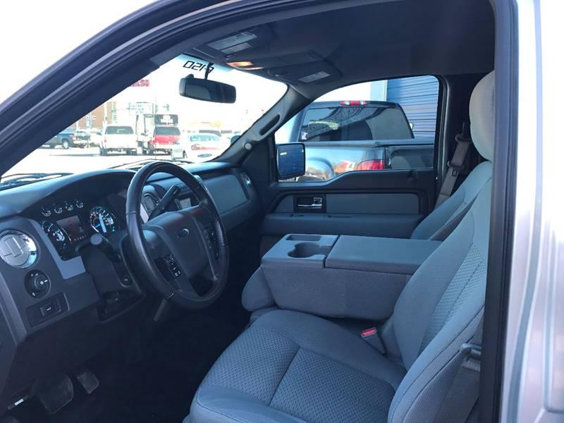 2013 Ford F-150 4x4 XLT 4dr SuperCrew Styleside 5.5 ft. SB - Crystal MN