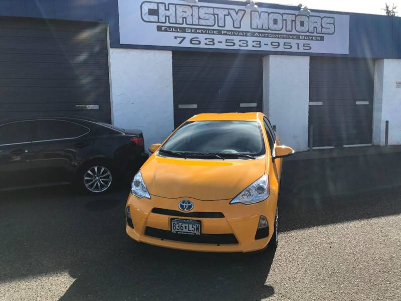 2014 Toyota Prius c Two 4dr Hatchback - Crystal MN