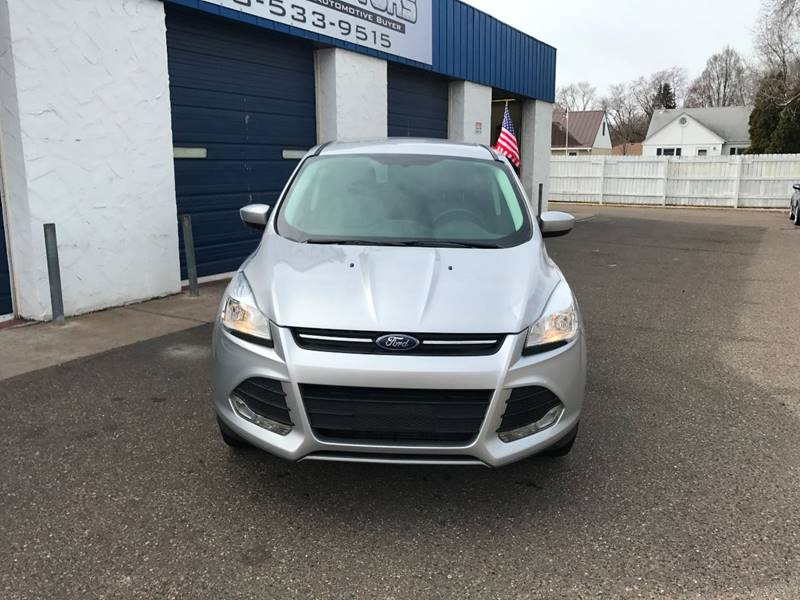 2013 Ford Escape AWD SE 4dr SUV - Crystal MN