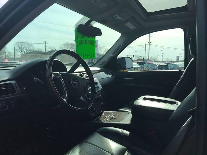 2007 GMC Sierra 1500 AWD Denali 4dr Crew Cab 5.8 ft. SB - Crystal MN