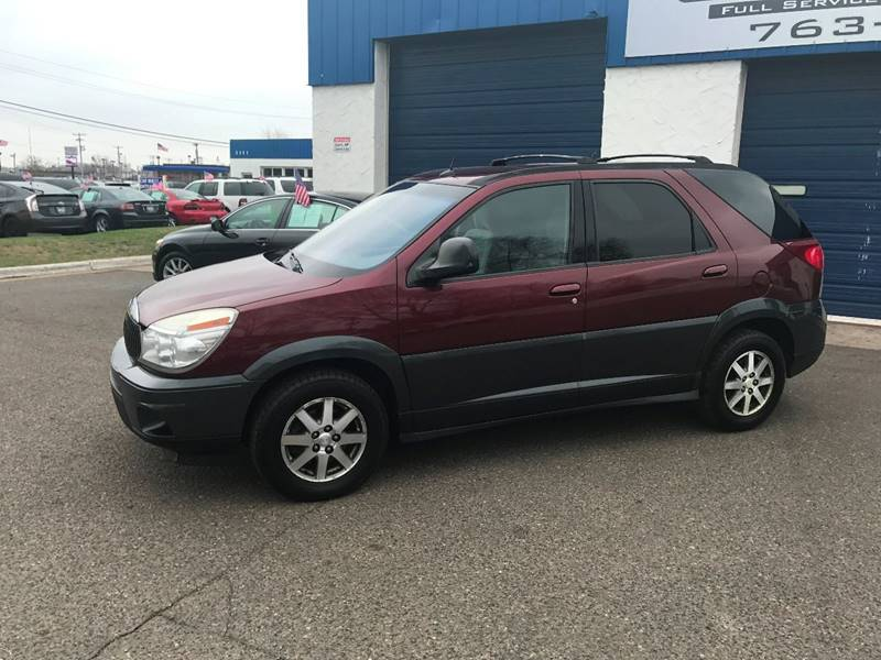 2004 Buick Rendezvous AWD CX 4dr SUV - Crystal MN